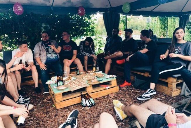 HeroDOT team meeting