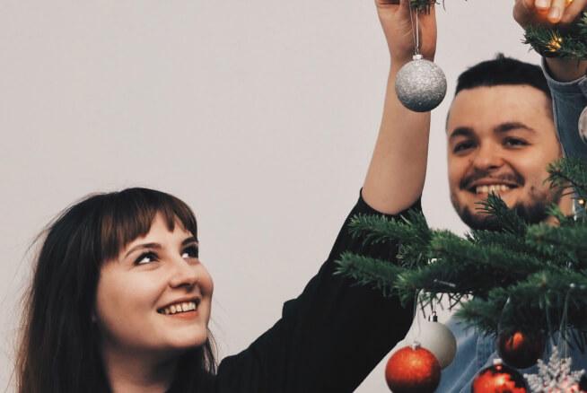 Herodot Christmas Preperations