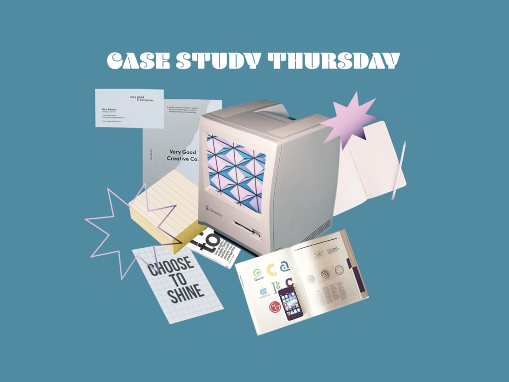 Case Study Thursday is for analysing interesting cases from the industry design by Klara Siewierska